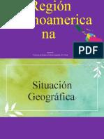 Situación Geográfica PARA COMPARTIR