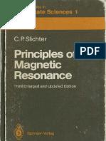 (Slichter, 1989)_Principles of Magnetic Resonance (3rd ed.)