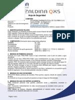 MSDS-BENZALDINA-QXS-05-2020