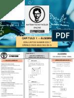 CAPITULO 1 - CONJUNTOS NUMERICOS Y OPERACIONES BASICAS EN Q