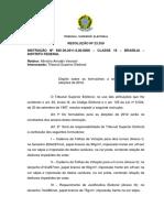 Resolução 23359 Formulários