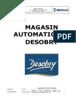 Magasin Automatique Desobry