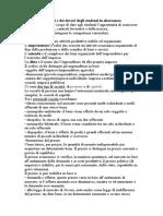 La Carta dei diritti e dei doveri degli studenti