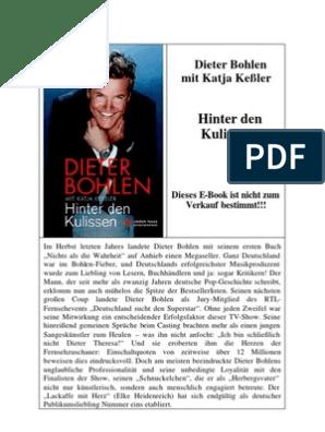 Dieter Bohlen Deutsch