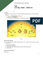 1A Geol Appl 2020-21 - Terremoti e Costit Interna Della Terra
