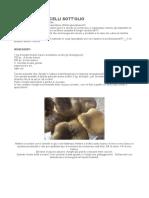 Funghi Cardoncelli Sott