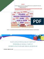 RPT 2020 Pendidikan Moral Tahun 5 KSSR Sumberpendidikan