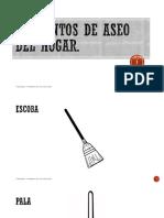ASEO DE LA CASA