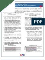 2010-04-24 - CARICOM-Canada - Blurb on the Benefits of a TADA