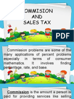 Commission and Sales Tax (1)