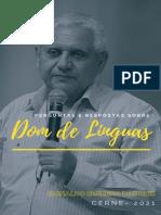 1CERNE_Perguntas e respostas sobre Dom de Linguas