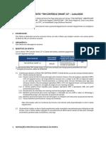 Regulamento TIM Controle Smart Fatura