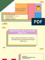 5 GRUPO 3 - VISION REAL DE LA NACION PERUANA EN EL ASPECTO POLITICO Y SOCIAL-DIEGOJOSEPHCROW