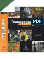 A história em outros termos - Povos indígenas no Brasil 1996-2000 [sem marcas]