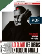 Libération du Mercredi 10 Février 2021