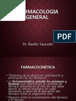 Clase 2 - Farmacocinetica