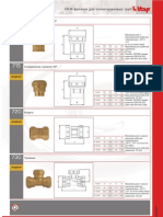 VX-N фитинги для полиэтиленовых труб