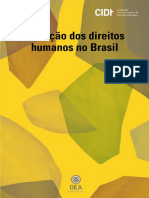 Relatório Brasil da CIDH OEA 2021