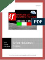 Autore Preminente - Philip K. Dick