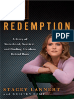 Redemption by Stacey Lannert and Kristen Kemp - Reader's Guide