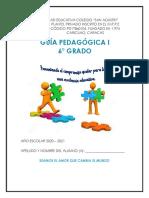 6to Grado Guia i Semana Del 05 Al 16042021