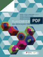 Planear e Avaliar Na Educação Pré-escolar