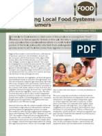 Rebuilding Local Food Systems for Consumers