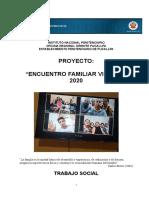 Proy. Encuentro Famliar Virtual 2020
