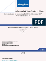 Inserir Datalog No FactoryTalk View Studio