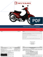 Shineray Manual Do Proprietario PHOENIX S 50