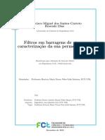 Artigo 4.2 - Filtros Em Barragens de Aterro - Caracterização Da Sua Permeabilidade