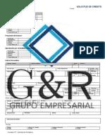 Formato de Solicitud de Crédito (1)