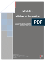 Métier Et Formation