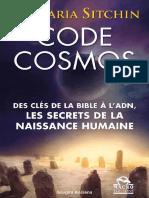 Code cosmos - Zecharia Sitchin