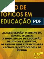 Curso de tópicos em educação