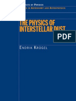 Kruegel E. The physics of interstellar dust (IoP, 2003)(584s)