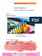 Formato de Listado de conceptos basicos de estadística
