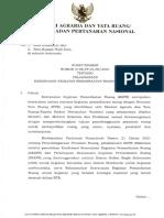 Surat Edaran Ttg Pelaksanaan Kesesuaian Kegiatan Pemanfaatan Ruang Di Daerah (Cap Menteri) (2)