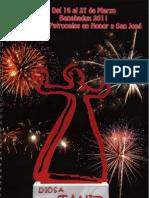 POGRAMACIÓN FIESTAS 2011