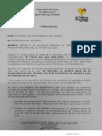 Circular 031 Instar a La Adopcion de Medidas de Seguridad Pará La Protesta Nacional Del 01 de Mayo Del 2021 (1)