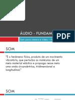 fundamentos do audio