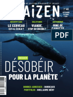 Magazine KAIZEN N.46 - Septembre-Octobre 2019