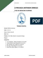Informe-Nomenclatura de Compuestos Ternarios-Medicina