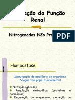 6 - Aula - Compostos Nitrogenados não proteicos