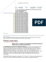 Portaria 05-2014 art. 84