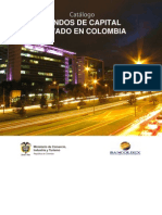 Catalogo Fondos de Capital en Colombia