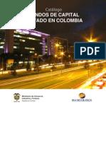 Catalogo Fondos de Capital en Colombia