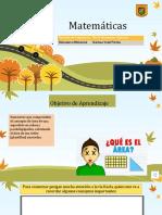 ppt matematicas 6°