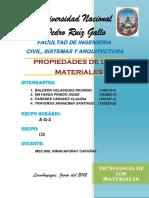 Propiedades de los materiales-Pdf
