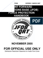 JFOB Force Protection (2005)